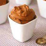 Mousse de chocolate apto para diabéticos