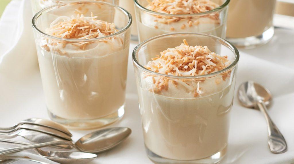 Mousse de dulce de leche para Thermomix
