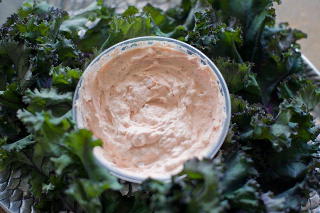 Mousse de salmón ahumado Dunkan